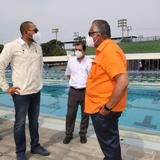 El Salvador entrega documentación relacionada a los Juegos Centroamericanos