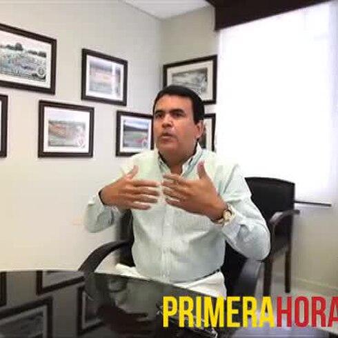 Entrevista al alcalde de San Sebastián
