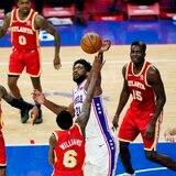 Los Sixers aseguran boleto para los playoffs de la NBA
