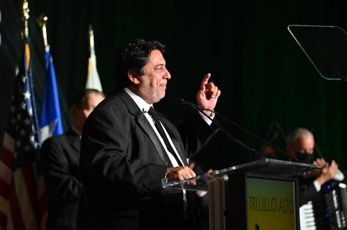 José Luis Cruz Cruz, alcalde de Trujillo Alto