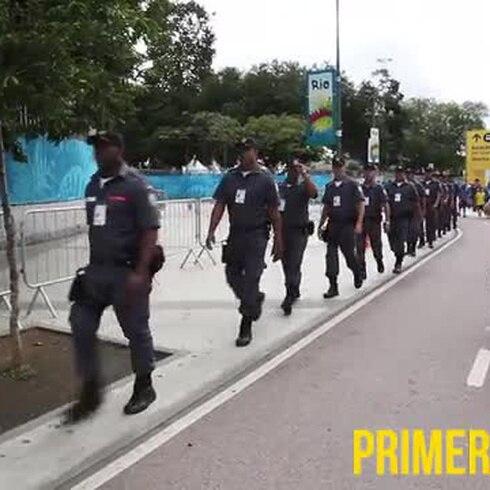La seguridad en el Mundial de Brasil