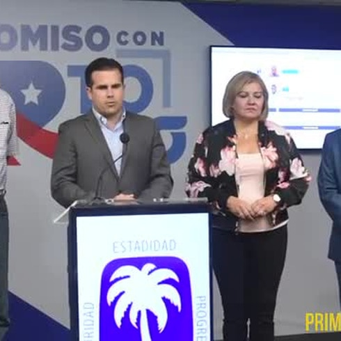 Rosselló felicita a Ángel Pérez tras prevalecer como alcalde de Guaynabo