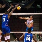Al fuego la nueva generación de la Selección Nacional del voleibol masculino boricua