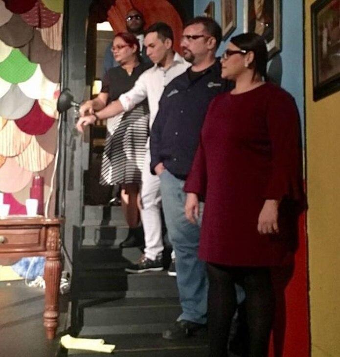 Fue en Abracadabra donde la pieza tuvo su espacio en las tablas para diciembre de 2017.
