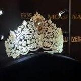 Presentan la corona de Miss Universe 2019