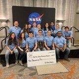 Estudiantes del RUM ganan competencia en la NASA