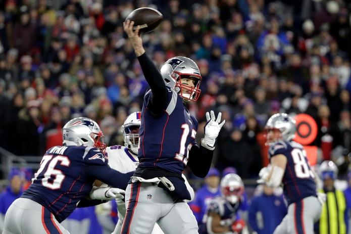 Fuentes: NFL multa a Patriots con $1.1 millones y pérdida de selección colegial por indicente con equipo de TV
