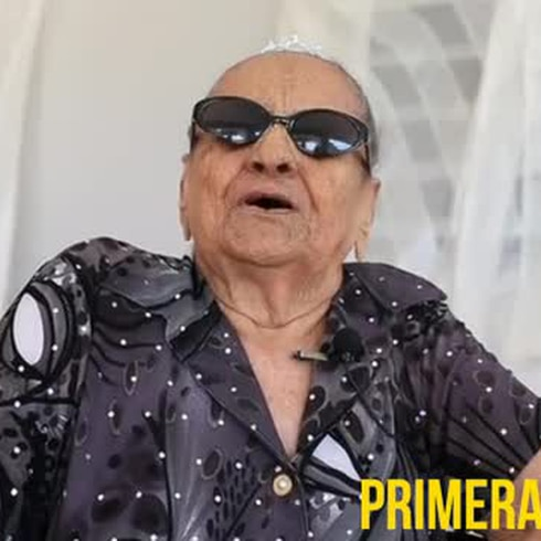 Doña Agustina ya tiene 101 años