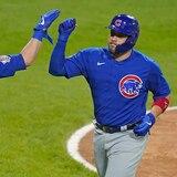 Javier Báez y Víctor Caratini se van para la calle en la victoria de los Cubs