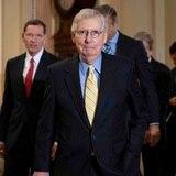 Republicanos demuestran lealtad a Trump al bloquear pesquisa sobre asalto al Capitolio