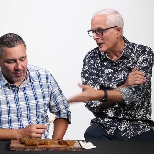 ¡Pasteles veganos! Funky Joe los pone a prueba