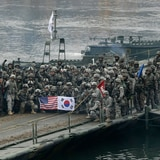 Soldado estadounidense se infecta con coronavirus en Corea del Sur