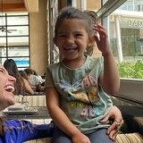Tiernas imágenes de Natalia Jiménez con su hija