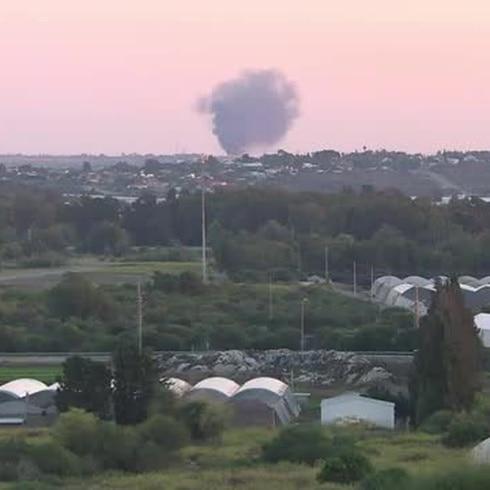 Nuevo estallido de violencia en Gaza