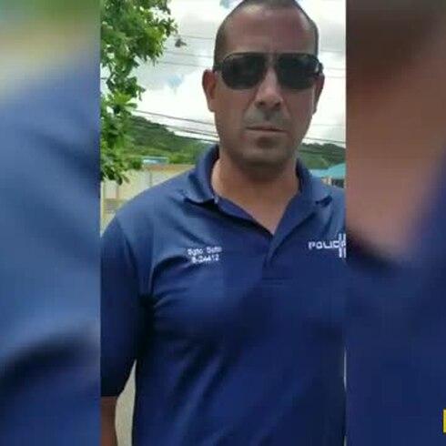 Sargento Soto habla del arresto de Jessica Cristina