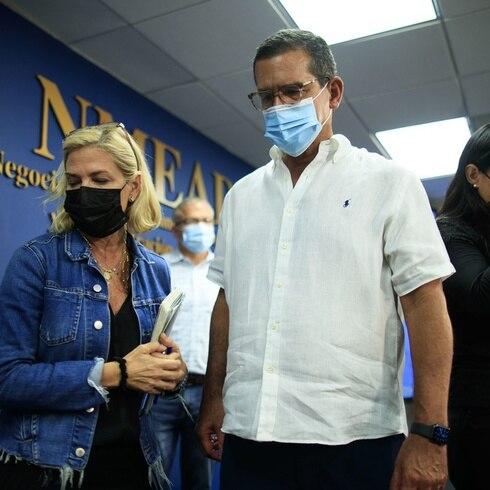 Pierluisi asegura que 7 de cada 10 adultos en Puerto Rico ya están vacunados contra el COVID-19