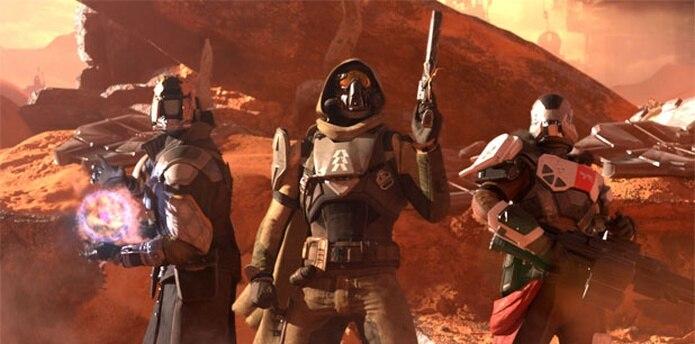 Bungie, el estudio responsable de Halo, y Activision están detrás de este nuevo título espacial, el más esperado del año.