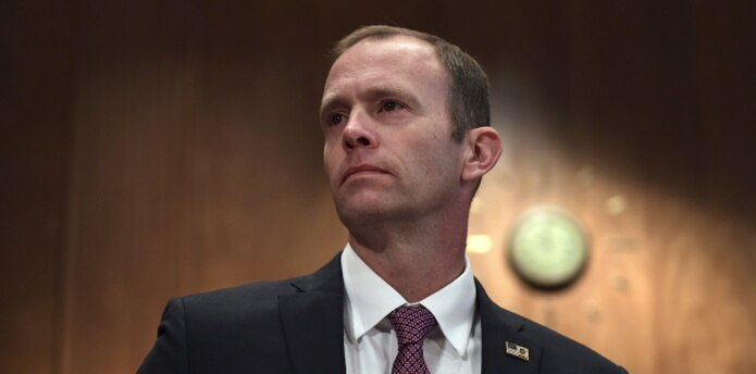 La petición se le hizo el martes a, entre otras personas, el jefe de la FEMA, Brock Long. (AP)