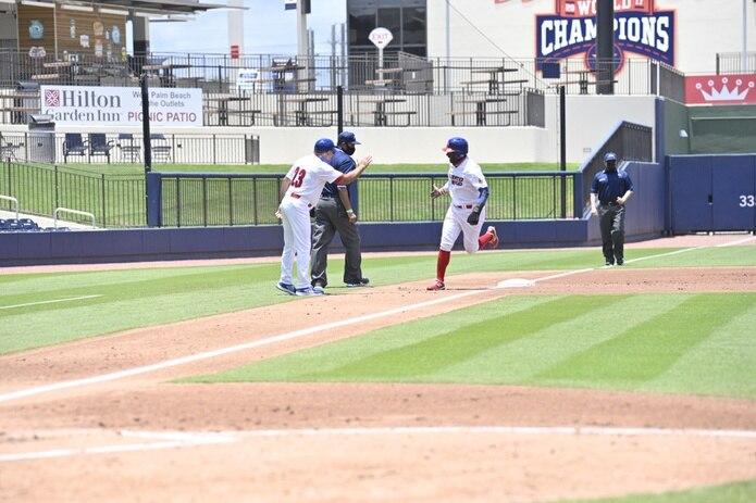 La ofensiva de Puerto Rico produjo carreras en apenas tres de las 19 entradas jugadas en los partidos ante República Dominicana y Nicaragua.