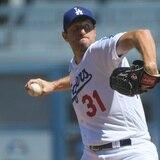 Max Scherzer completa otra dominante salida en triunfo de los Dodgers ante los Reds