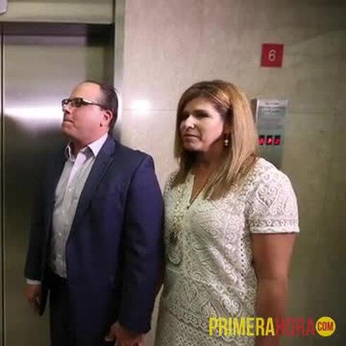 """""""Tranquilo"""" Jaime Perelló en su proceso judicial"""