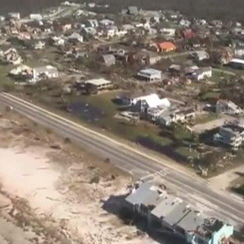 Las autoridades temen un alza en la cifra de muertos por el huracán Michael