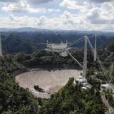 Desmantelarán el telescopio del Observatorio de Arecibo por riesgo de colapso