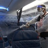 ¿Cuál es el riesgo real de contraer el coronavirus en un avión?