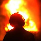 Bomberos hallan septuagenaria muerta al extiguir un fuego
