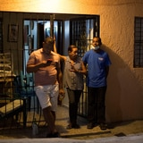Llegan a República Dominicana los dos hermanos secuestrados en Haití