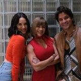 """Layza Torres, Denise Quiñones y Xavier Torres llegan motivados para el """"Lunch Break"""""""