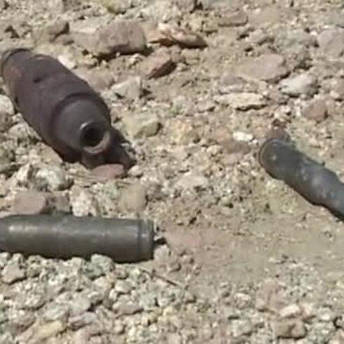 Medidas de seguridad ante la posibilidad de toparse con municiones  (1)