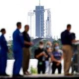 Clima desafía de nuevo el lanzamiento de la NASA