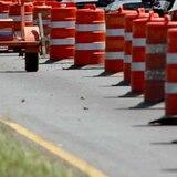 Cierre de carretera en Guayama por trabajos de la AEE