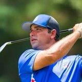 El golfista boricua Rafa Campos sigue en competencia, pero distante de medallas