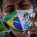 Brasil registra más de 1,300 muertes diarias por quinta vez en diez días