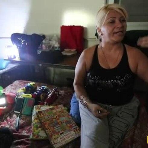En calma refugiados en Caguas