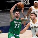 Los Mavericks logran triunfo clave y eliminan a los Pelicans