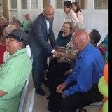 Remozan centros de envejecientes en Manatí