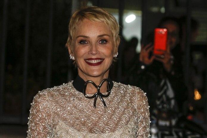 """En """"In the Beauty of Living Twice"""", Sharon Stone relata sus esfuerzos por reconstruir su vida tras el grave problema de salud que padeció en 2001."""