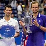 Novak Djokovic se quedó corto de la historia