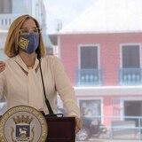 Cierre preventivo de cuartel municipal de Puerto Nuevo ante posible contagios con COVID-19