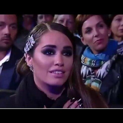Isabel Pantoja regaña al jurado de Viña del Mar