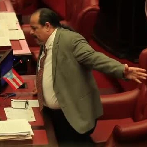 Vargas Vidot cansado de los estribillos en los debates