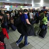 Las tres pruebas de COVID-19 realizadas en el aeropuerto han dado negativo