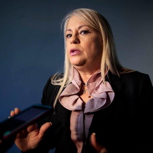 Gobernadora aclara que no le esconden información a Puerto Rico