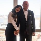 "Zuleyka Rivera en ""energizante"" encuentro con Bruce Willis"