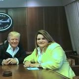 Jenniffer González retira su respaldo a Donald Trump tras caos en el Capitolio