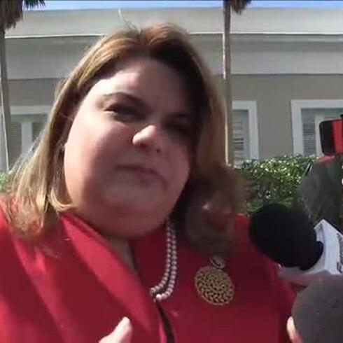 Jenniffer González contenta de trabajar con la gobernadora de todos los puertorriqueños