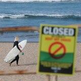 California permite abrir algunas playas, pero no para tomar el sol